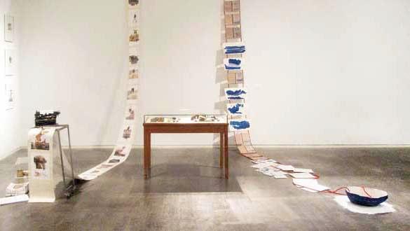 Ausstellung pickArt in Resonanz im Landesmuseum Detmold